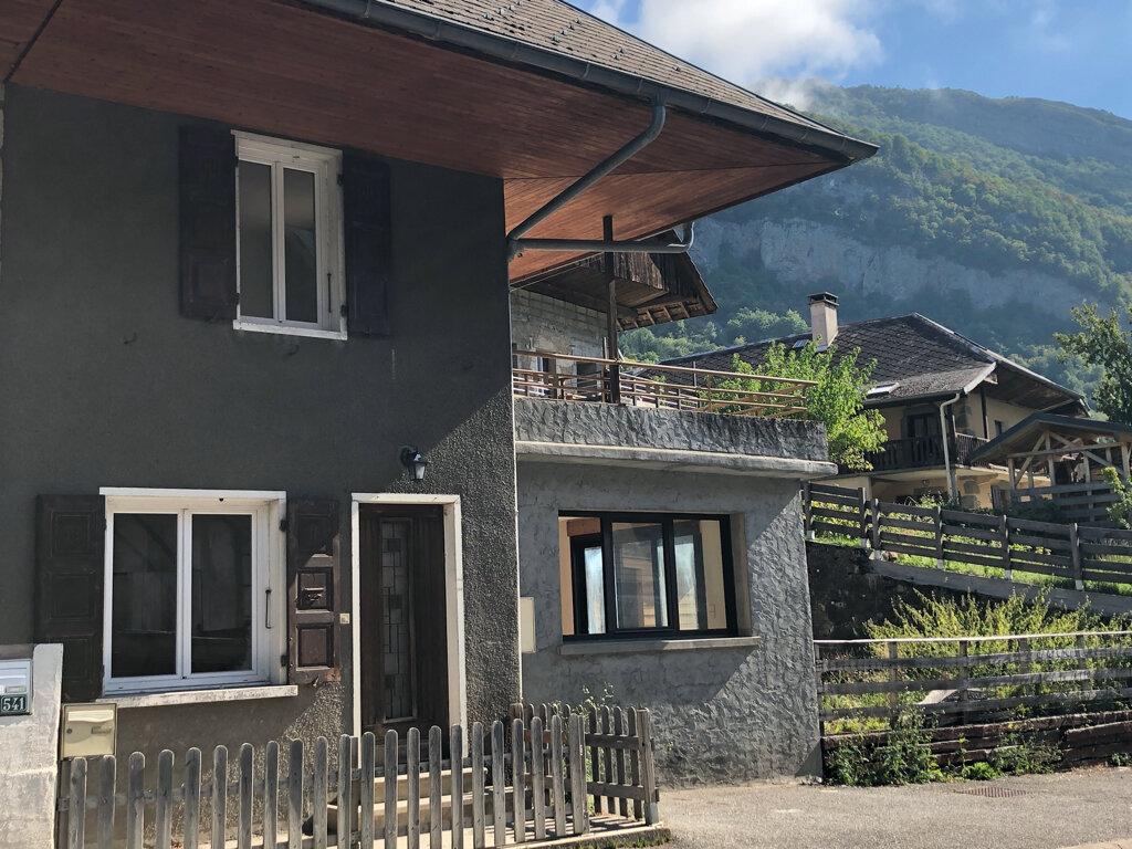Maison à vendre 3 65m2 à Allèves vignette-1