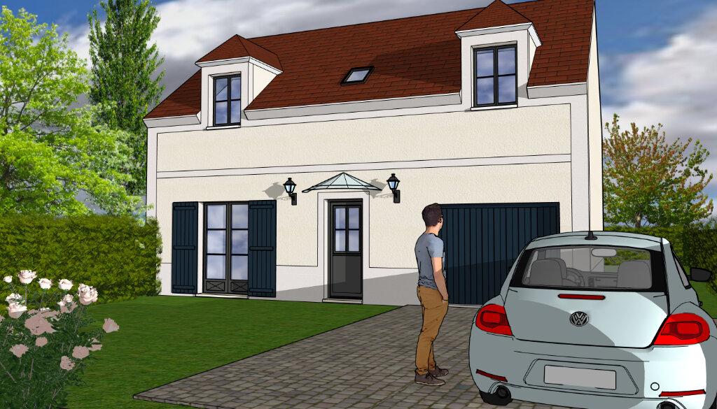 Maison à vendre 5 120.12m2 à Morainvilliers vignette-1