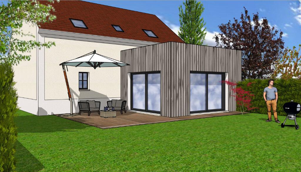 Maison à vendre 5 120.12m2 à Morainvilliers vignette-2