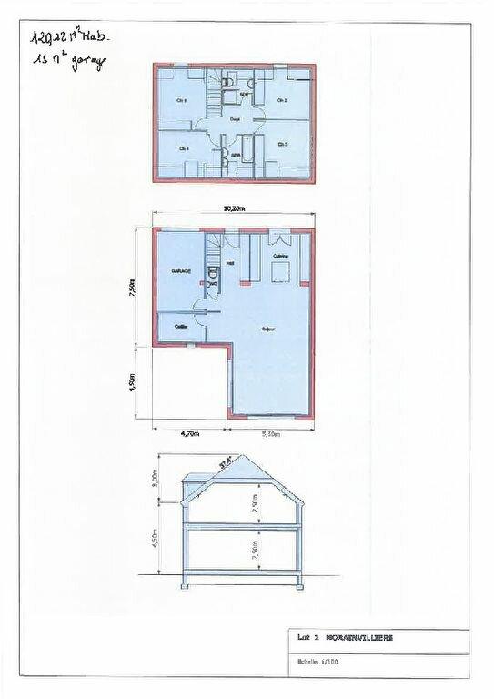 Maison à vendre 6 125.81m2 à Morainvilliers vignette-2