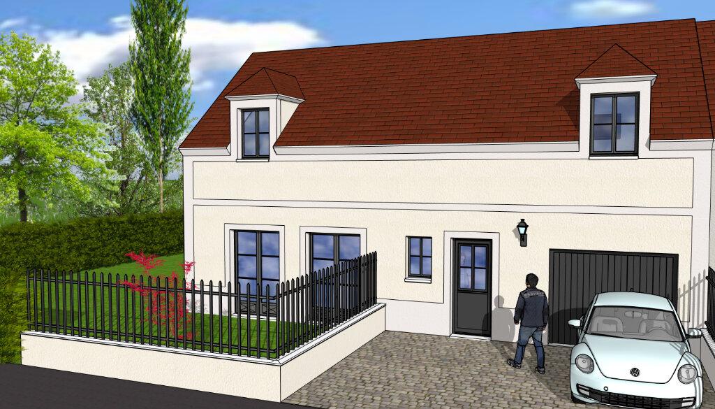 Maison à vendre 5 111.67m2 à Morainvilliers vignette-1