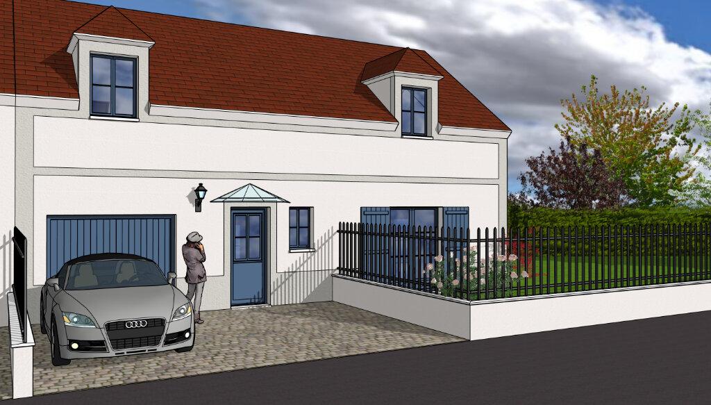 Maison à vendre 6 121.2m2 à Morainvilliers vignette-1