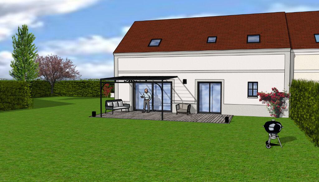 Maison à vendre 6 121.2m2 à Morainvilliers vignette-2