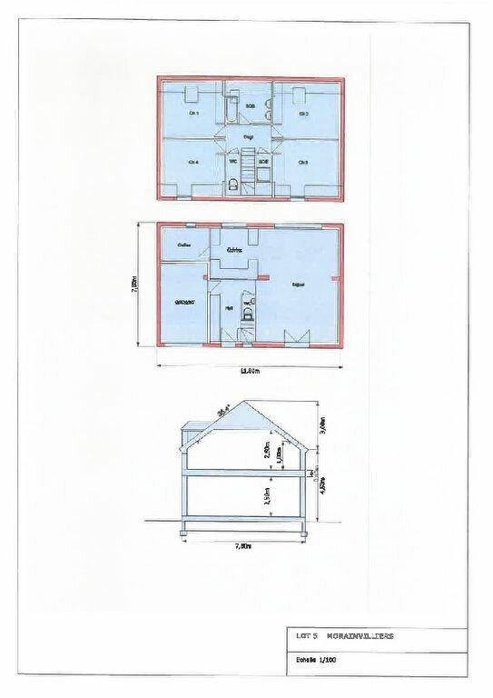 Maison à vendre 6 121.2m2 à Morainvilliers vignette-3