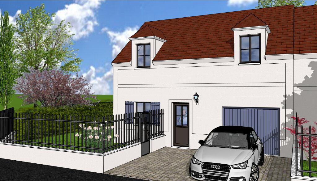 Maison à vendre 5 93.29m2 à Morainvilliers vignette-1
