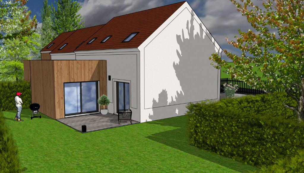 Maison à vendre 5 93.29m2 à Morainvilliers vignette-2