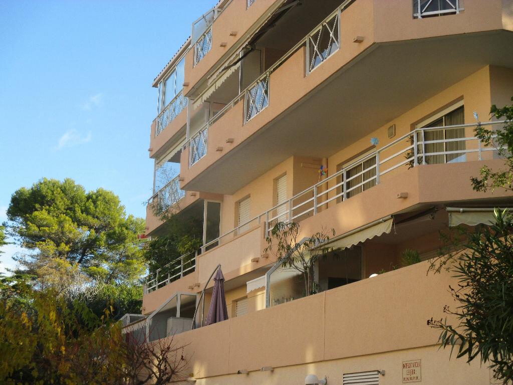 Appartement à louer 2 40.1m2 à Vallauris vignette-2