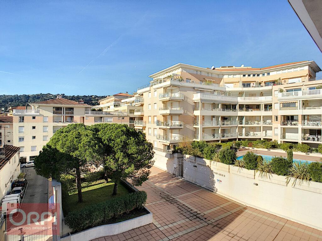 Appartement à vendre 2 28.44m2 à Golfe Juan - Vallauris vignette-1