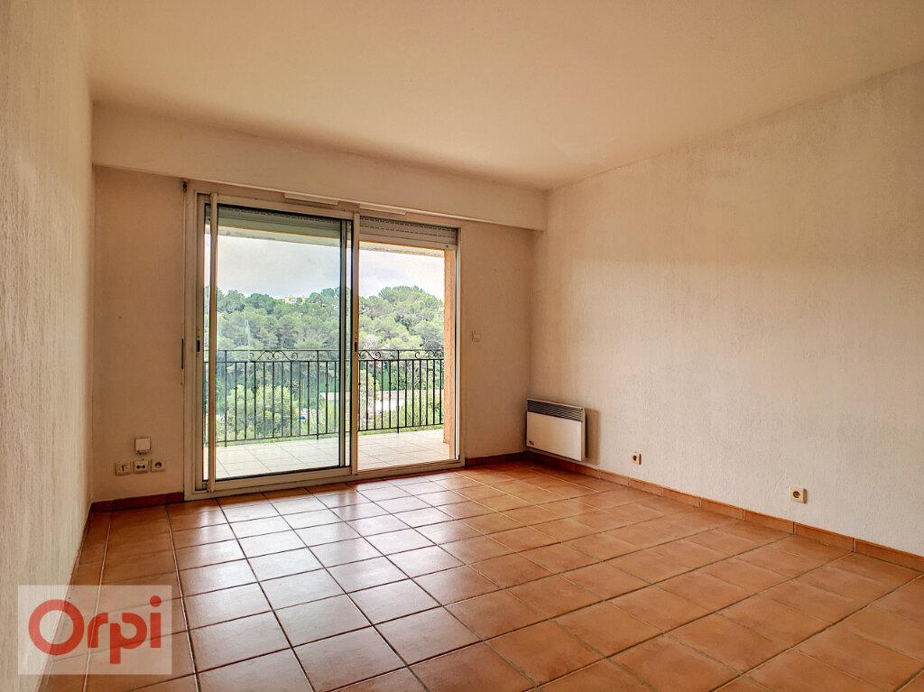 Appartement à louer 2 37.52m2 à Mougins vignette-3
