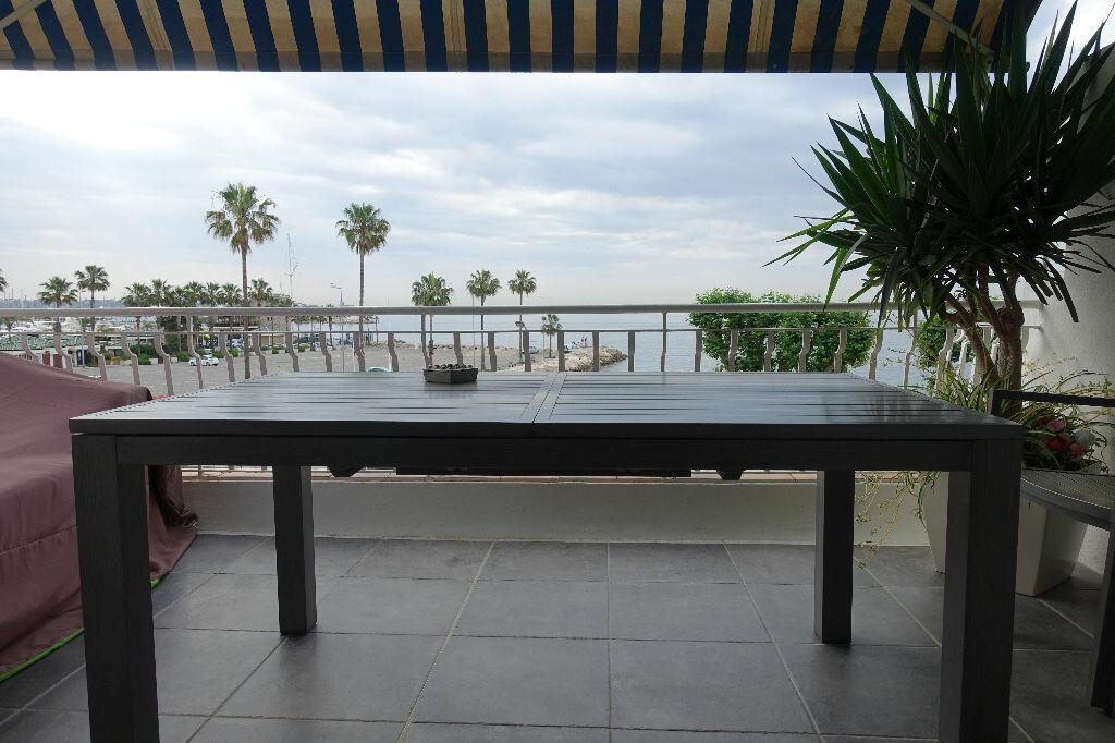 Appartement à louer 2 40.16m2 à Golfe Juan - Vallauris vignette-4