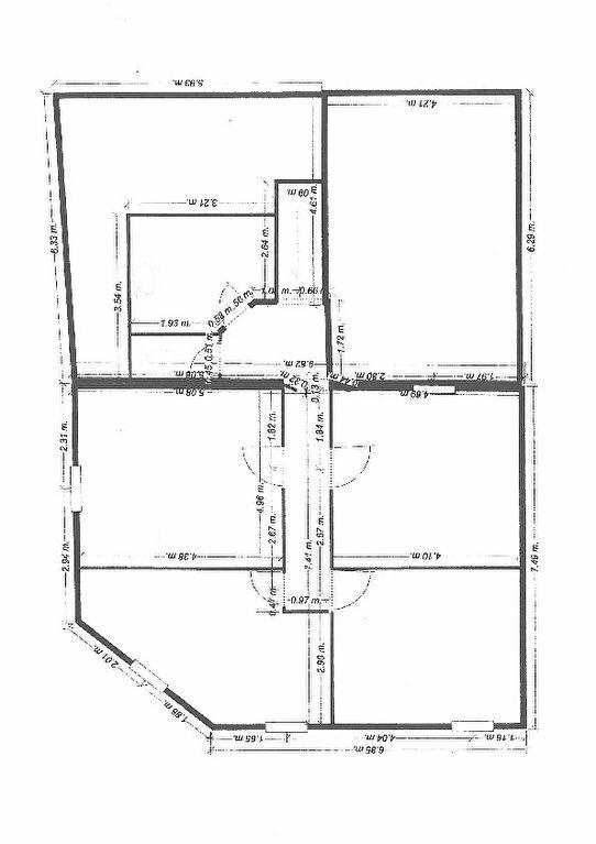 Maison à vendre 7 160m2 à Chauny vignette-2