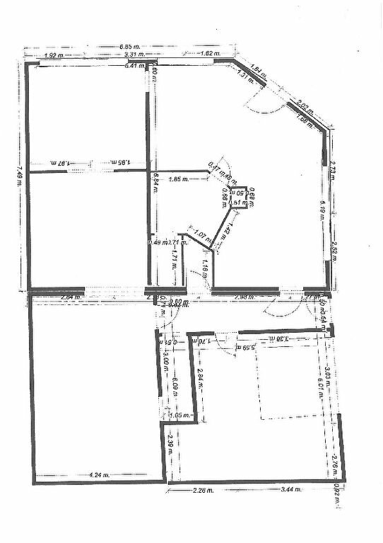 Maison à vendre 7 160m2 à Chauny vignette-3