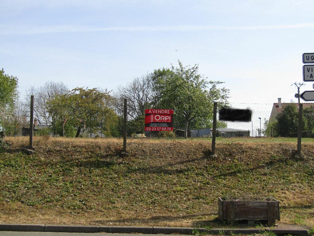 Terrain à vendre 0 843m2 à La Neuville-en-Beine vignette-1