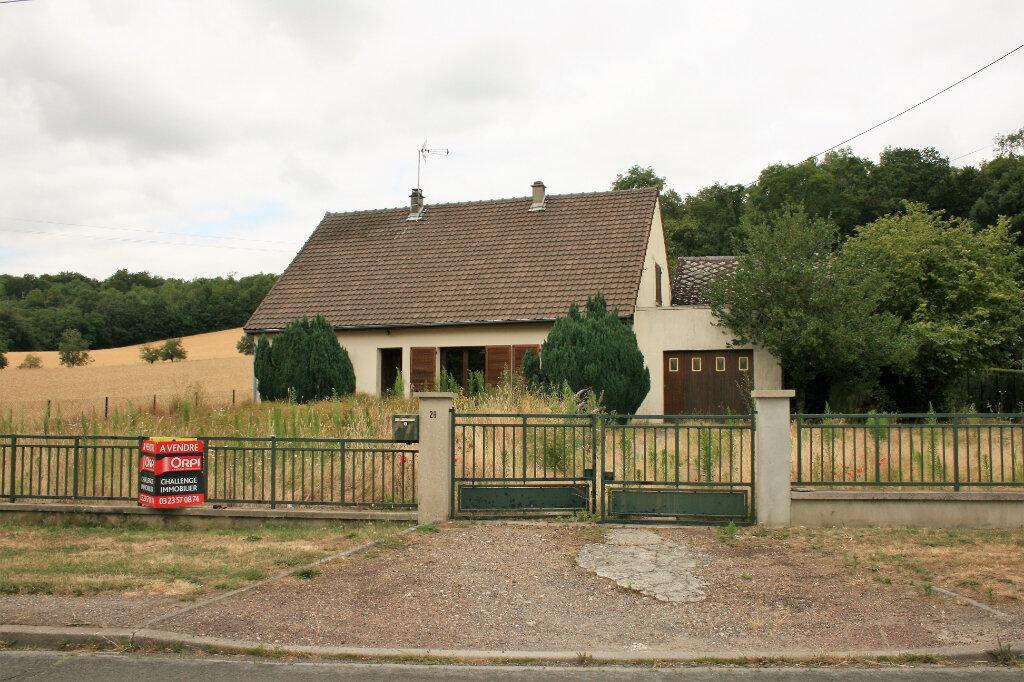 Maison à vendre 3 84m2 à Chauny vignette-9