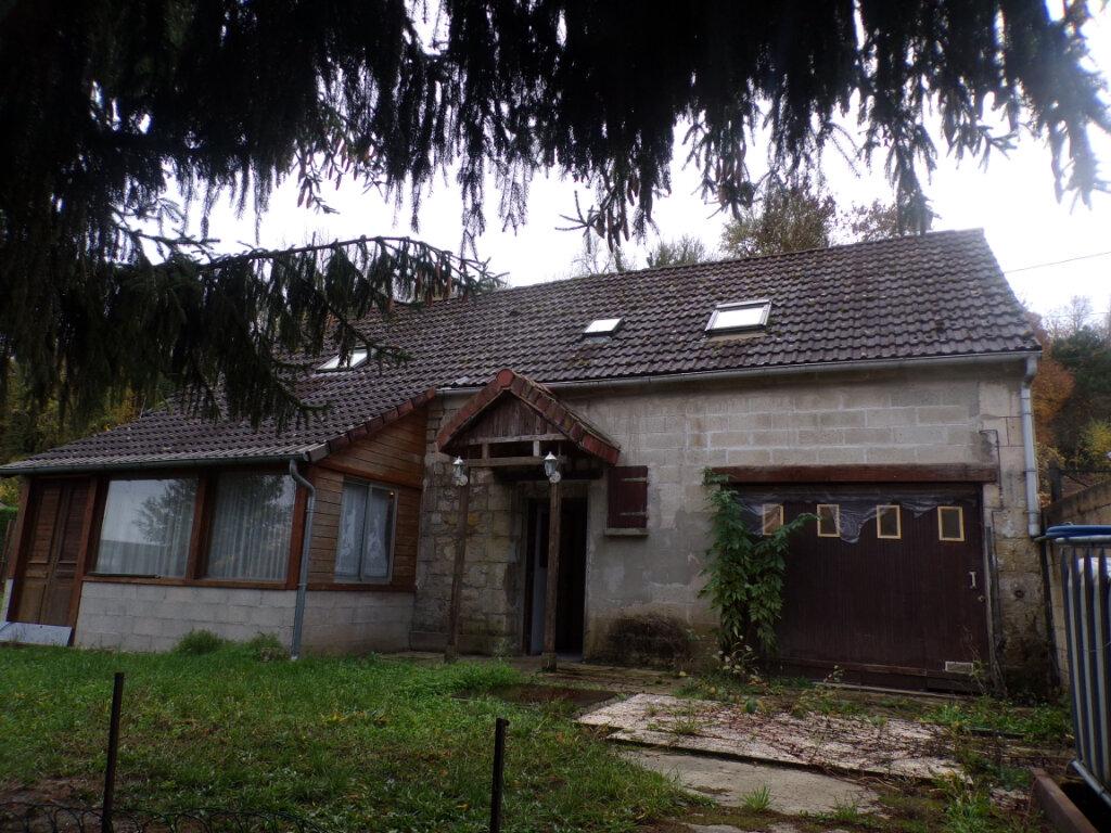 Maison à vendre 4 95m2 à Crécy-au-Mont vignette-1