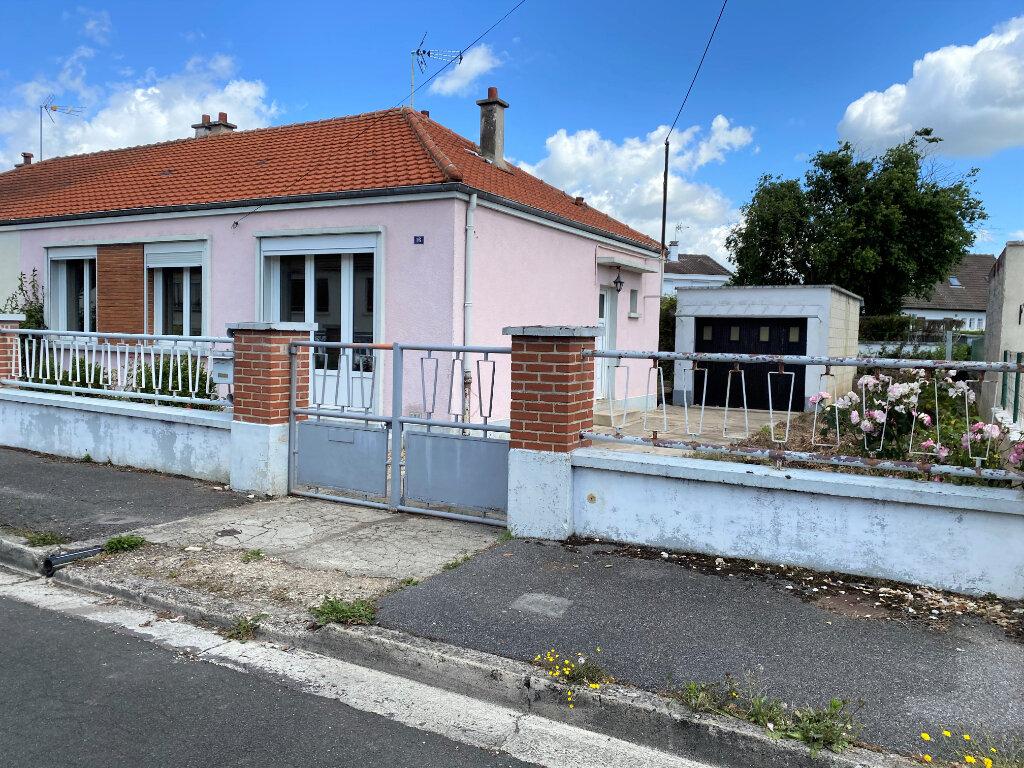 Maison à vendre 3 70m2 à Tergnier vignette-2