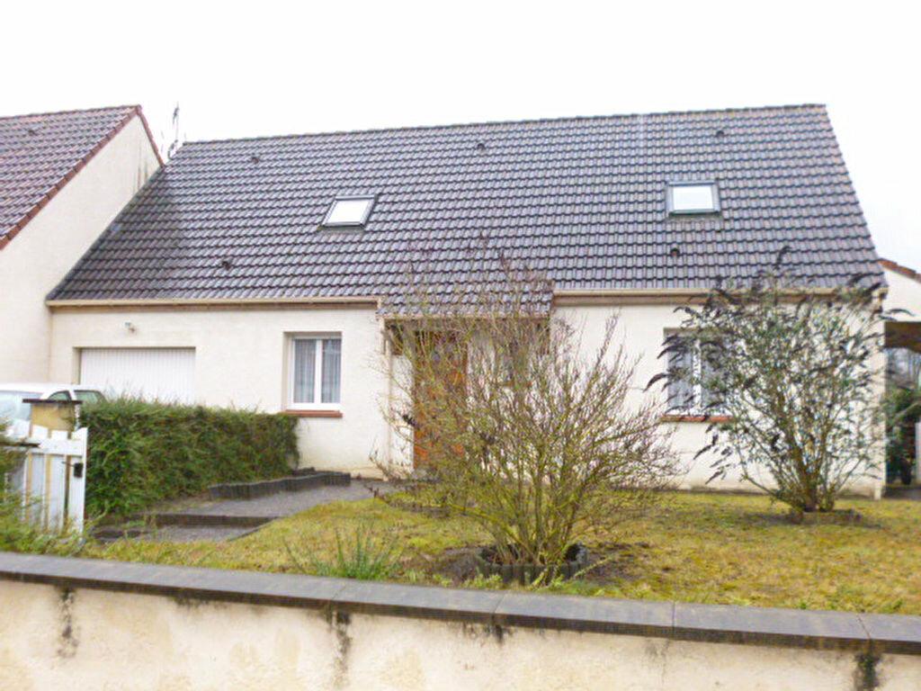Maison à vendre 4 113m2 à Mons-en-Laonnois vignette-1