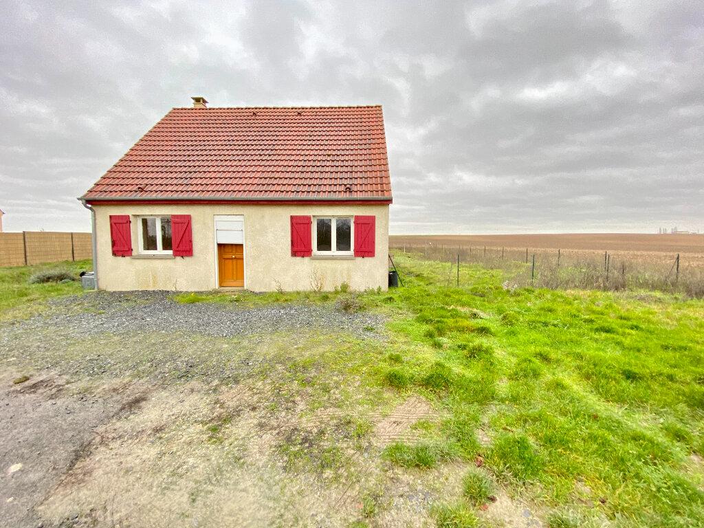 Maison à vendre 4 96m2 à Froidmont-Cohartille vignette-1