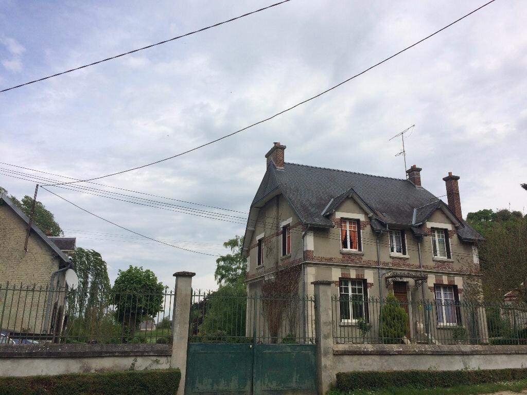 Maison à vendre 6 140m2 à Crécy-au-Mont vignette-1