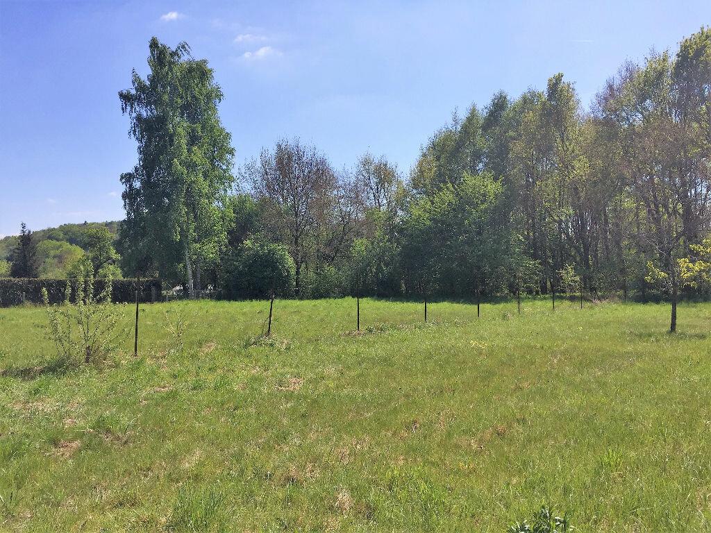 Terrain à vendre 0 2337m2 à Bruyères-et-Montbérault vignette-1