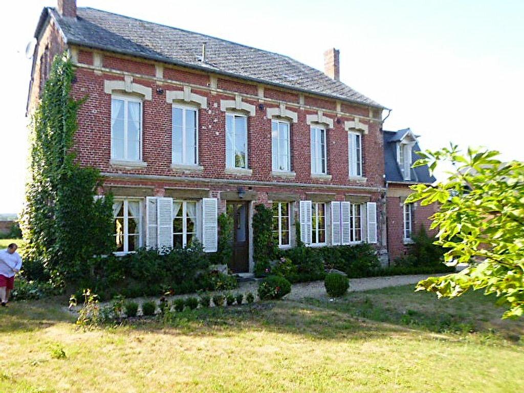 Maison à vendre 8 250m2 à Couvron-et-Aumencourt vignette-1