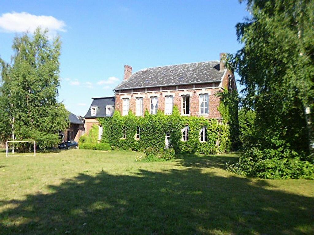 Maison à vendre 8 250m2 à Couvron-et-Aumencourt vignette-15