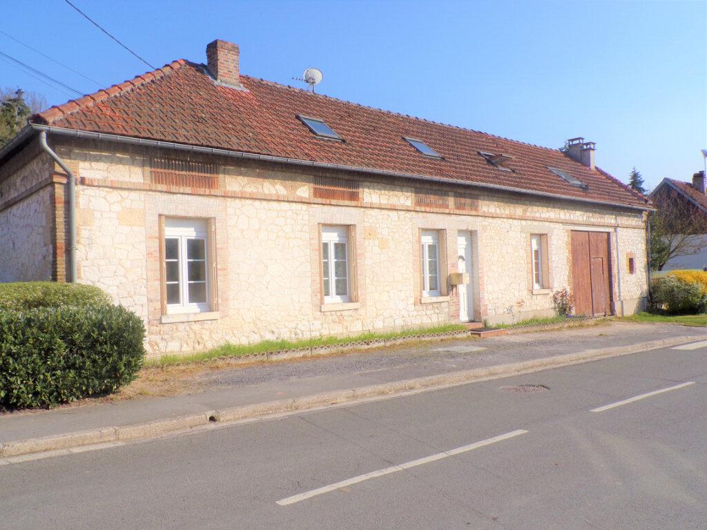 Maison à vendre 6 130m2 à Coucy-lès-Eppes vignette-1