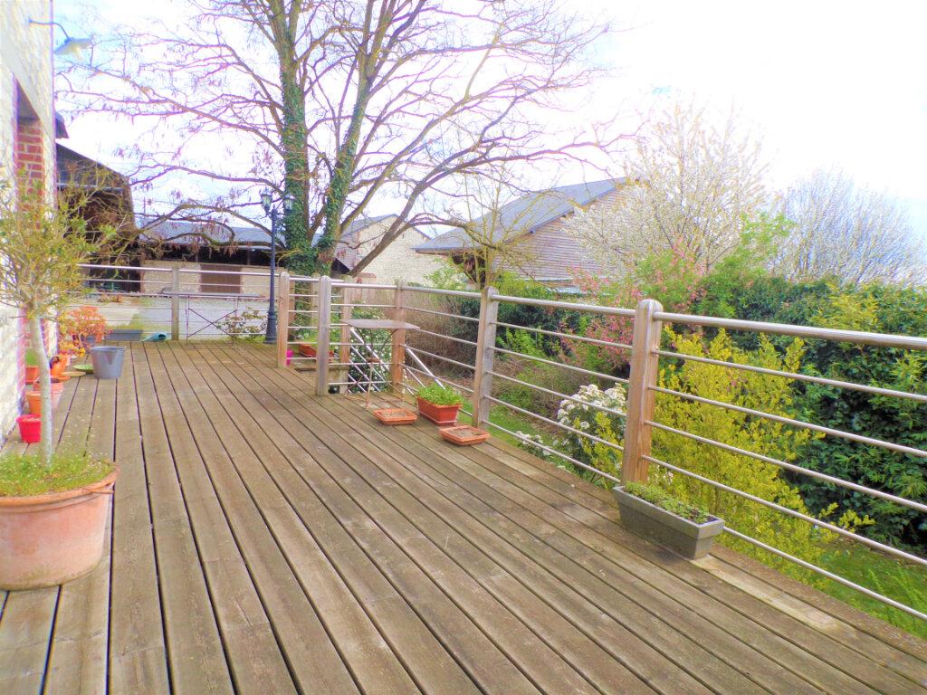 Maison à vendre 7 220m2 à Boncourt vignette-8