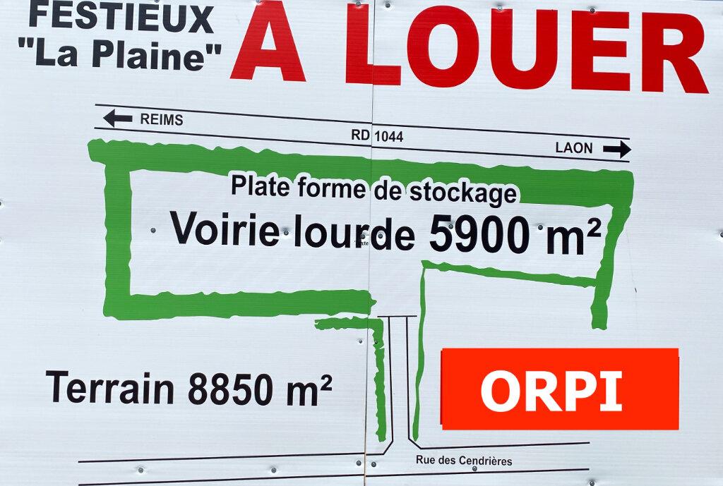 Terrain à louer 0 8850m2 à Festieux vignette-1