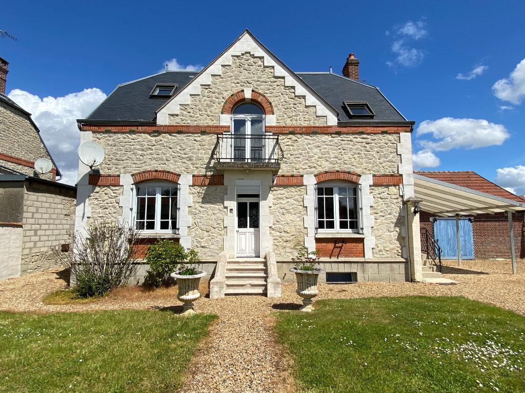 Maison à vendre 6 150m2 à Coucy-lès-Eppes vignette-16