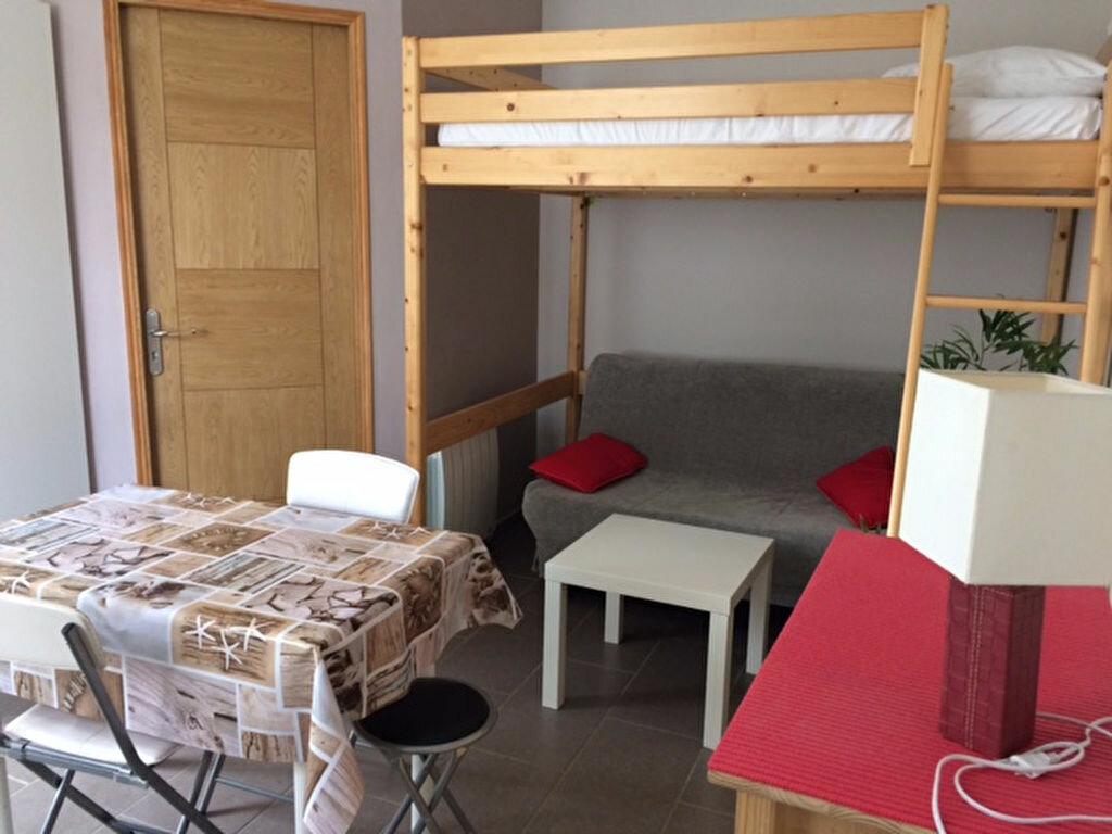 Appartement à louer 1 18.15m2 à Berck vignette-1