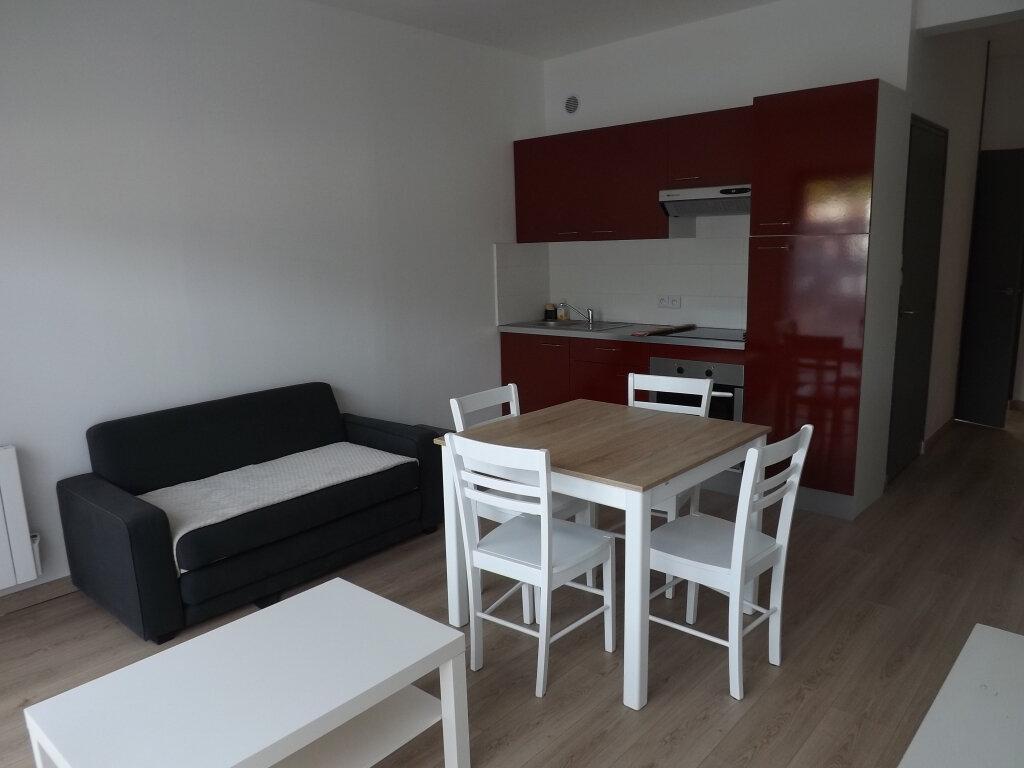Appartement à louer 2 33.77m2 à Berck vignette-1