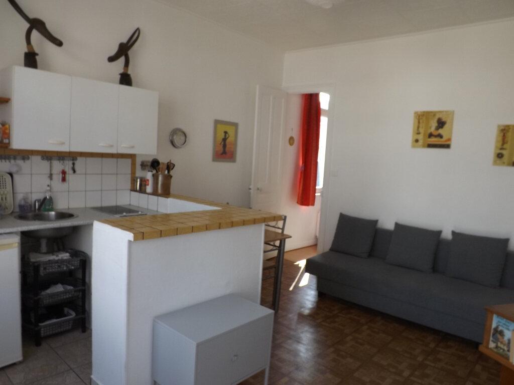 Appartement à louer 2 27.49m2 à Berck vignette-1