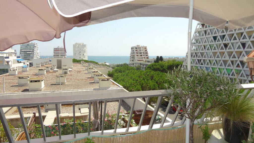 Appartement à louer 1 22m2 à La Grande-Motte vignette-2