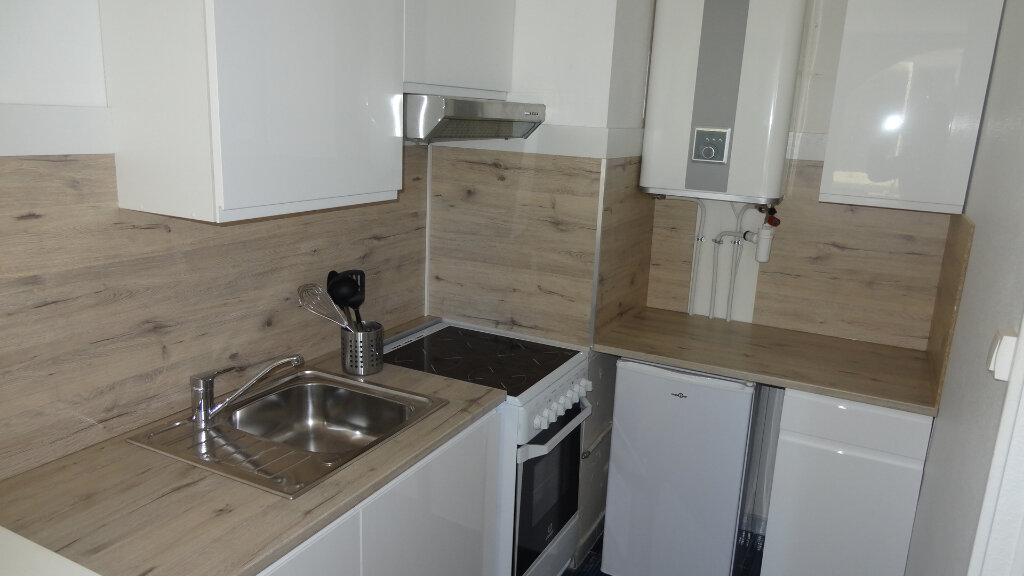 Appartement à louer 1 36m2 à La Grande-Motte vignette-2