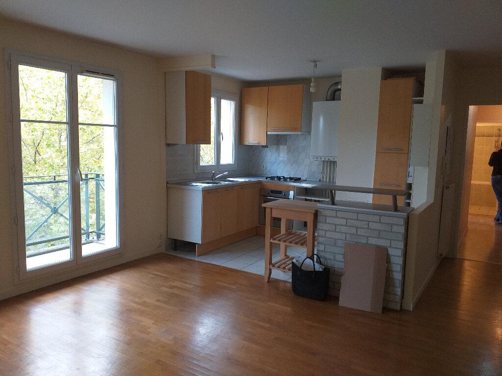 Appartement à louer 3 60.37m2 à Bussy-Saint-Georges vignette-2