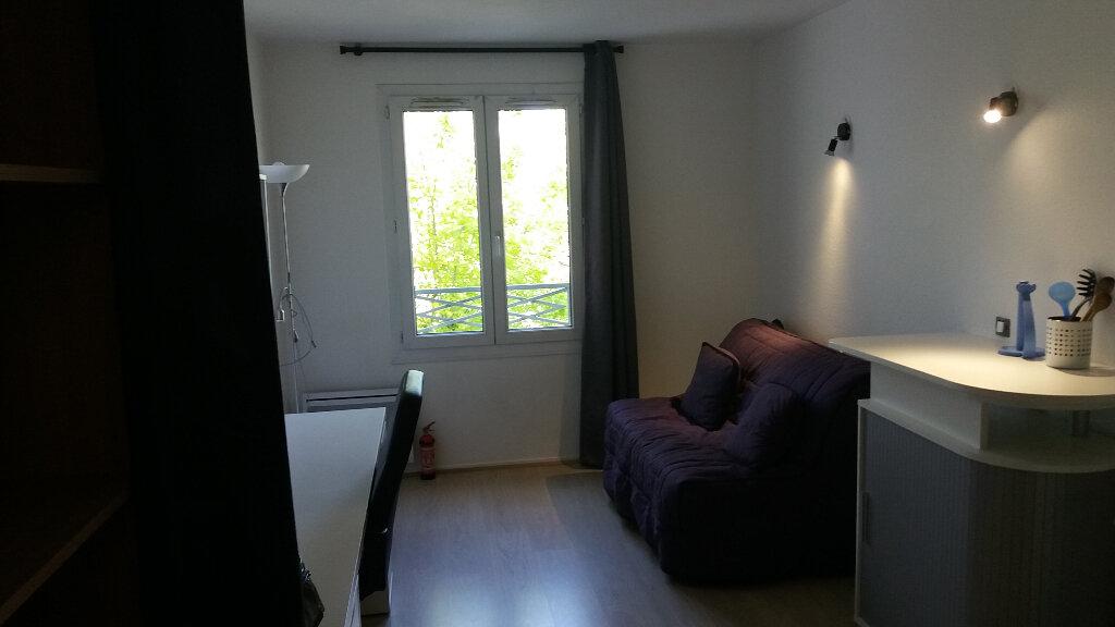 Appartement à louer 1 17.66m2 à Bussy-Saint-Georges vignette-2