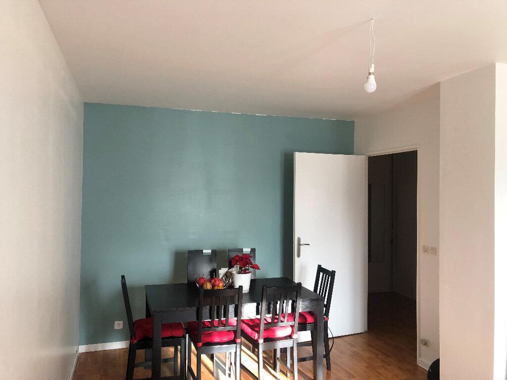 Appartement à louer 2 42.7m2 à Bussy-Saint-Georges vignette-2