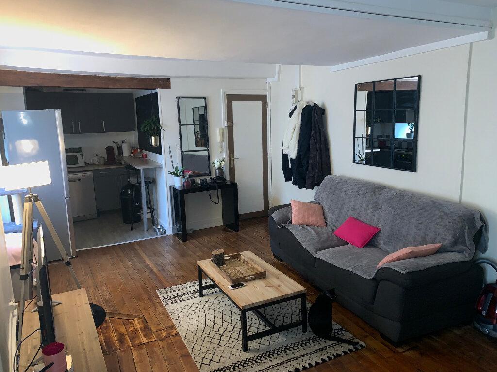 Appartement à vendre 2 36.99m2 à Pontoise vignette-1
