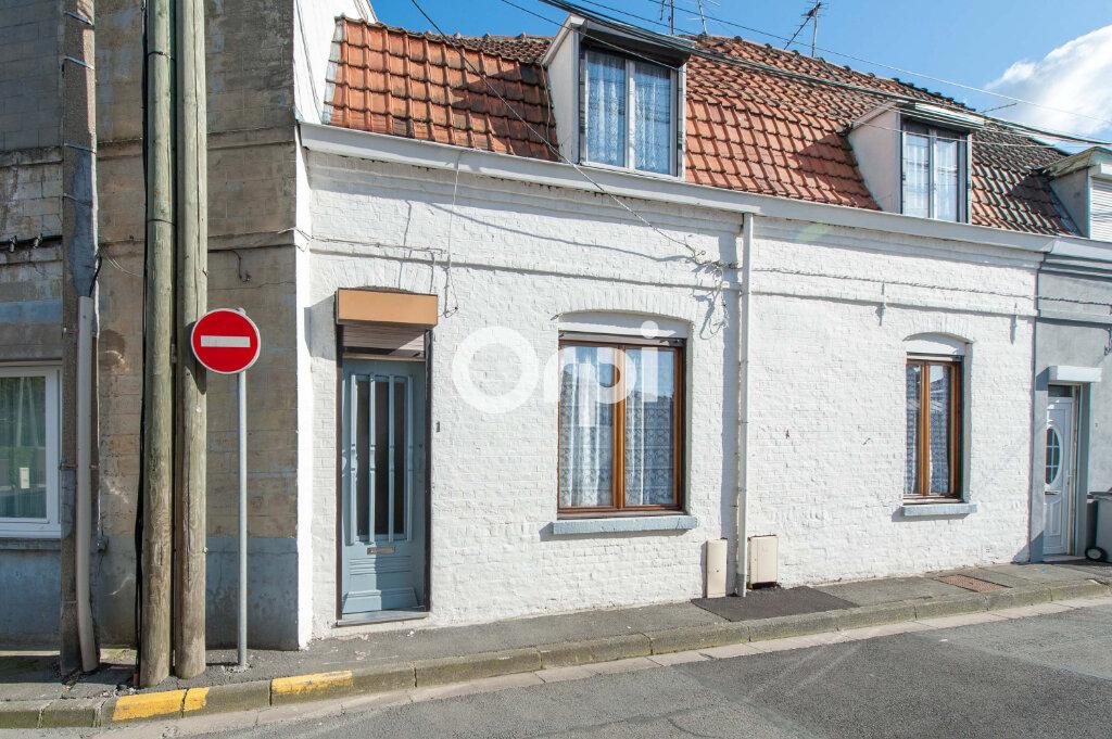 Maison à vendre 3 65m2 à Wattrelos vignette-1