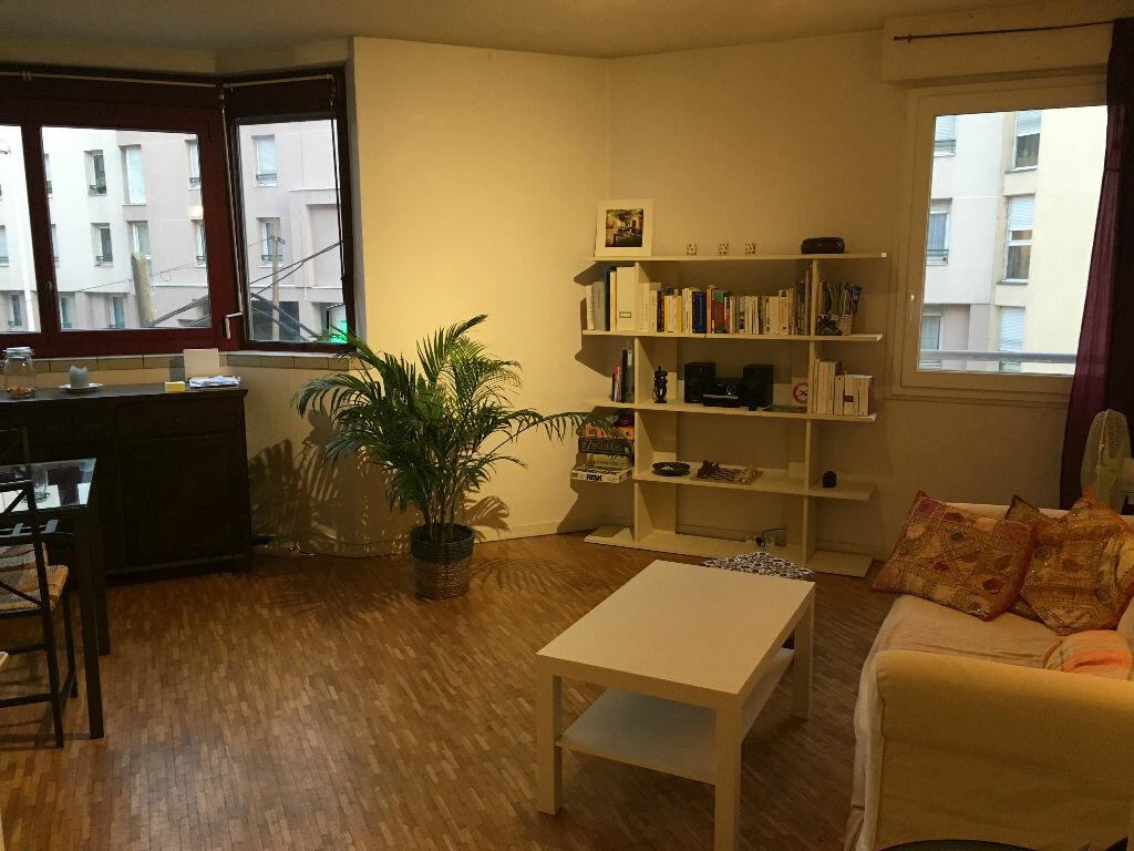 Appartement à louer 2 45.6m2 à Lyon 3 vignette-1