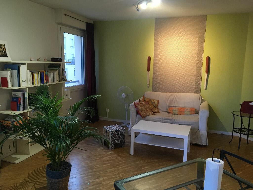 Appartement à louer 2 45.6m2 à Lyon 3 vignette-4