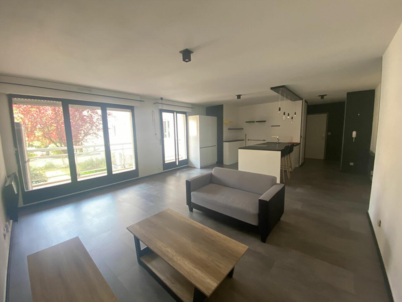 Appartement à louer 2 58.05m2 à Lyon 3 vignette-4