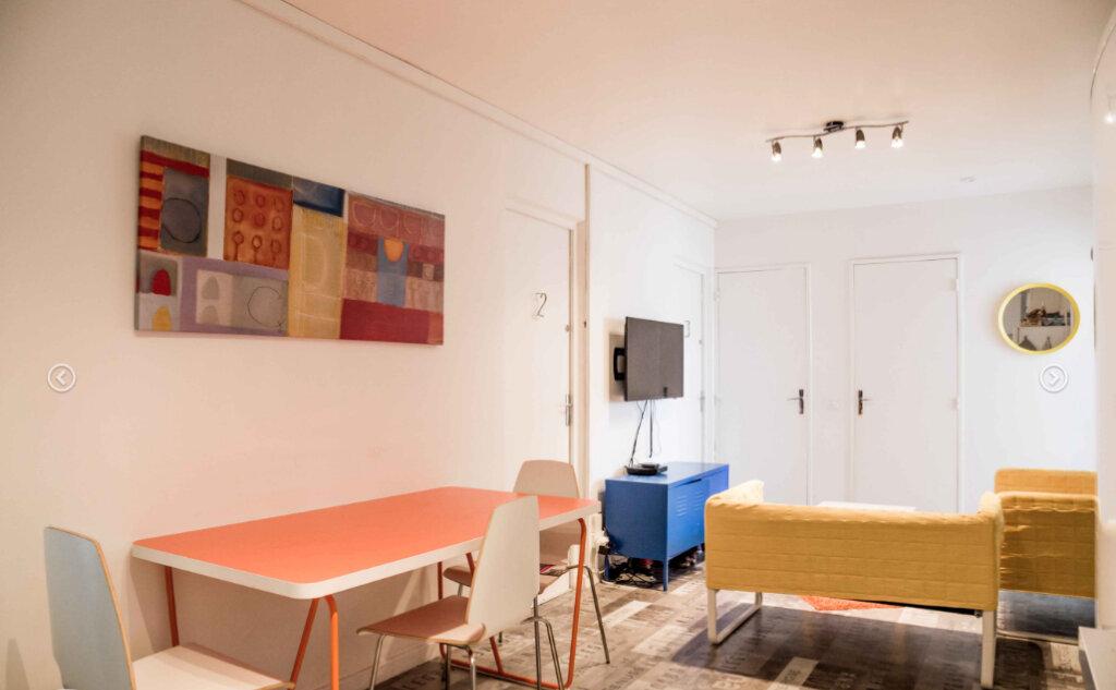 Appartement à louer 6 92.4m2 à Lyon 7 vignette-3