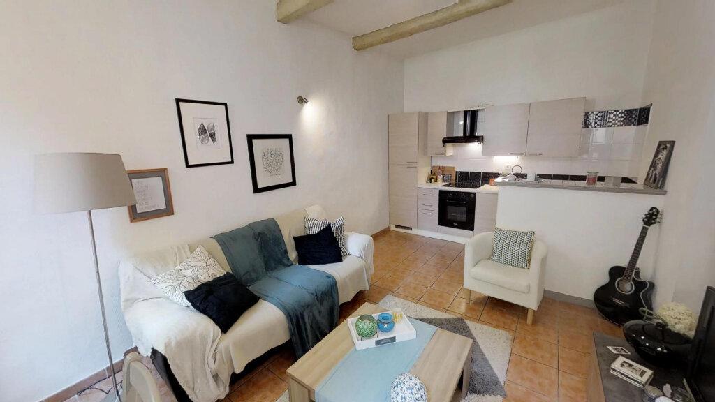 Appartement à vendre 2 39m2 à Aix-en-Provence vignette-1