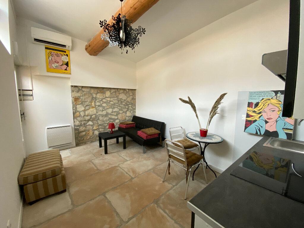 Appartement à louer 1 15.51m2 à Aix-en-Provence vignette-1