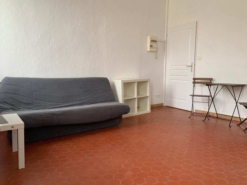 Appartement à louer 1 19.68m2 à Aix-en-Provence vignette-1