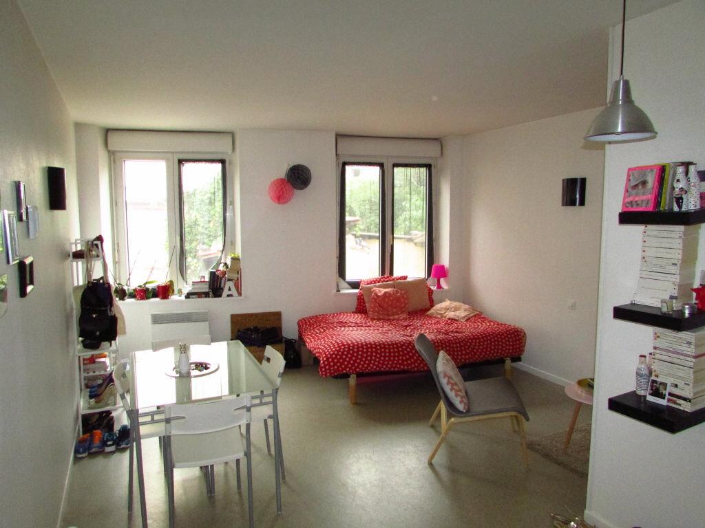 Appartement à louer 1 28.32m2 à Nancy vignette-1