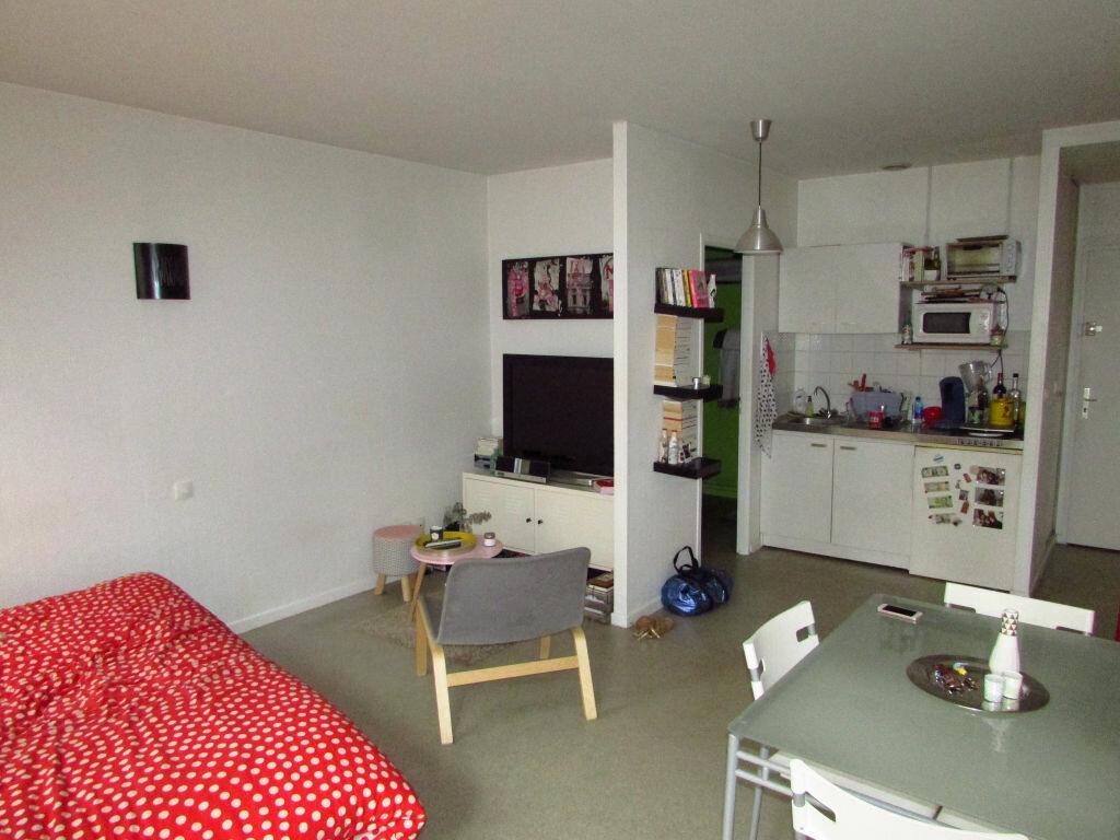 Appartement à louer 1 28.32m2 à Nancy vignette-2