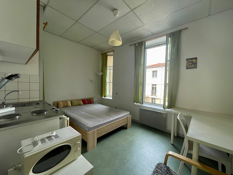 Appartement à louer 1 18.58m2 à Nancy vignette-2
